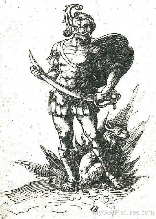 God Of War Mars-yt811