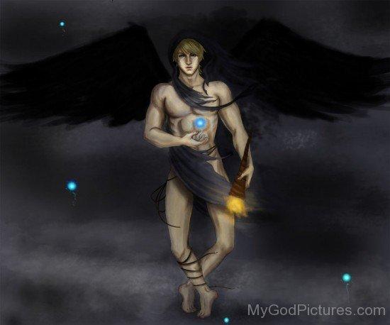 God Thanatos Image