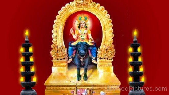 God Vishnumaya Image-fb62