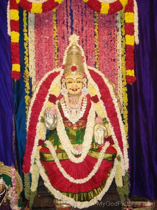 Goddess Bhuvaneshvari Picture-re808