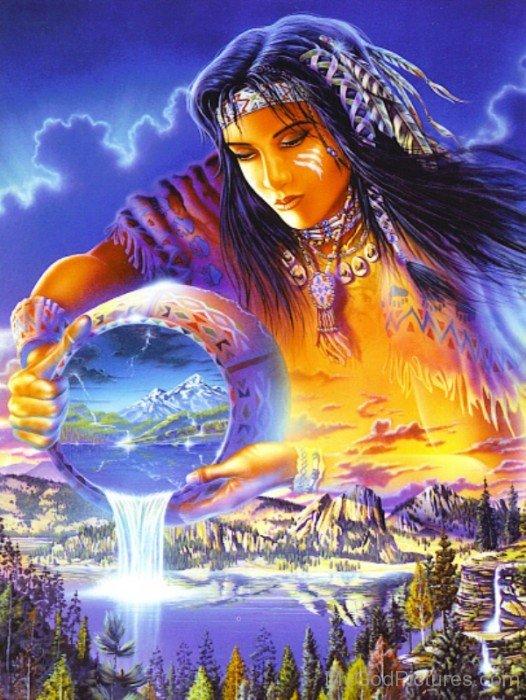 Goddess Gaia Photo-fj212