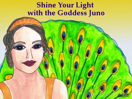 Goddess Juno Image-up902