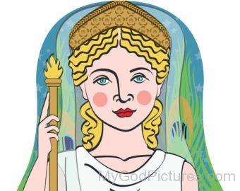 Goddess Juno Photo-up903