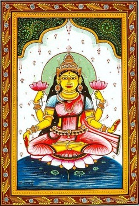 Goddess Kamakshi Photo-ty204