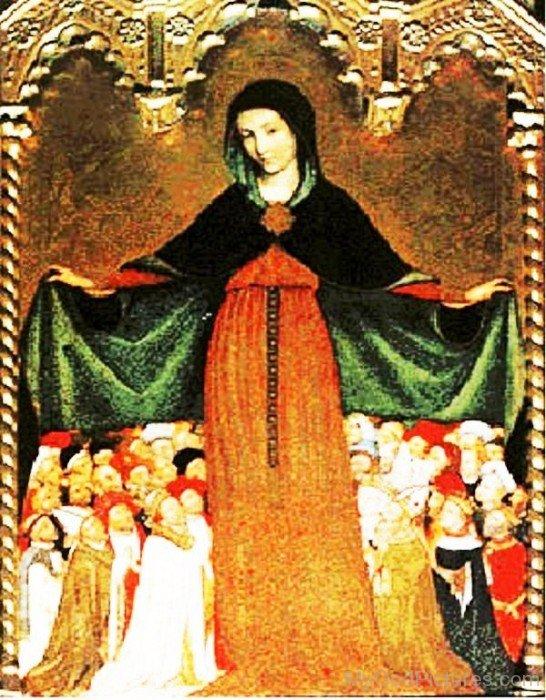 Goddess Mary Image-tr802