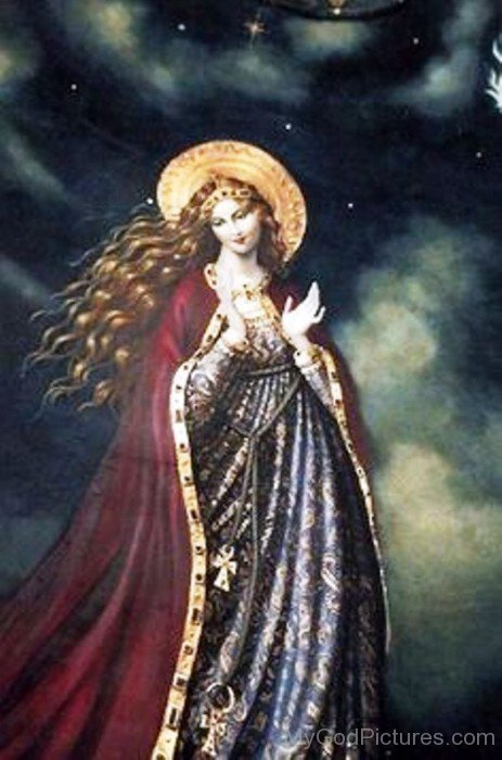 Goddess Mary Picture