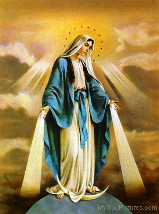 Goddess Mary-tr803