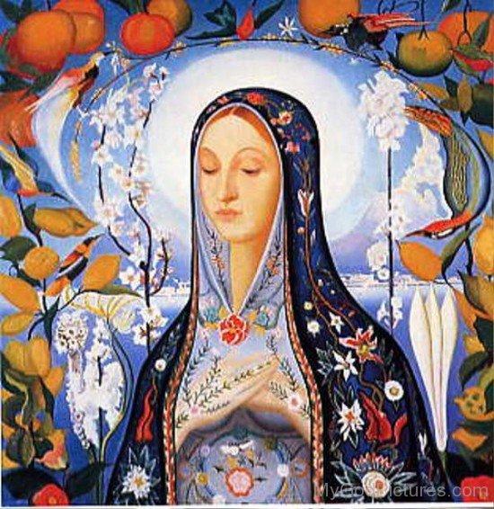 Goddess Mary-tr805