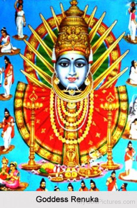 Goddess Renuka-tg34