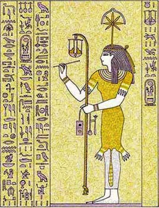 Goddess Seshat Photo-hg303