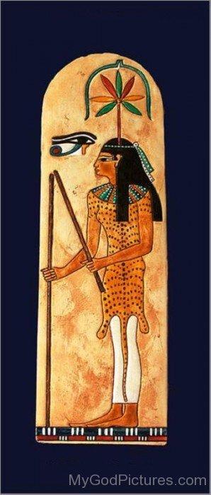 Goddess Seshat Picture-hg304