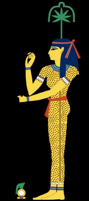 Goddess Seshat-hg305