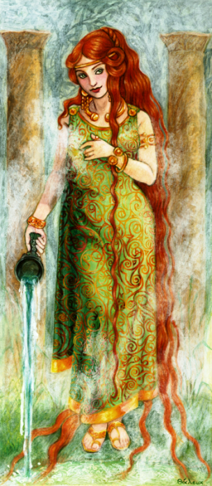 Goddess Sulis Picture-rf205