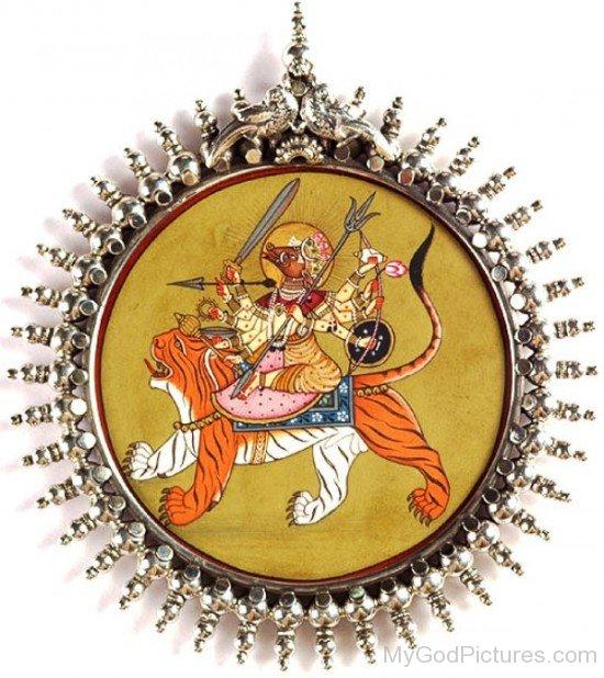 Goddess Varahi Pendant-fd303