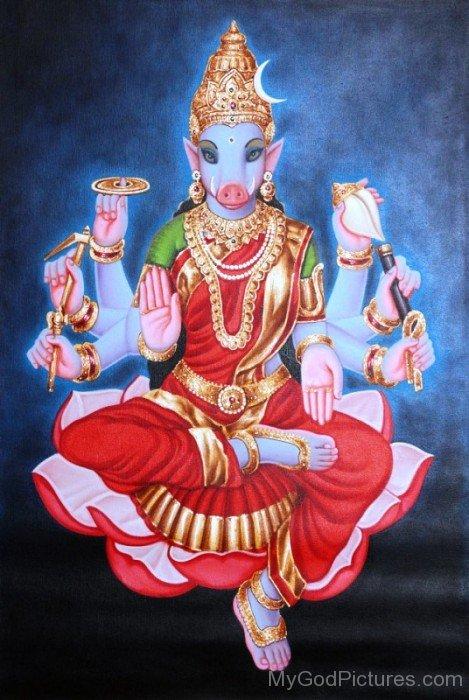 Goddess Varahi-fd307