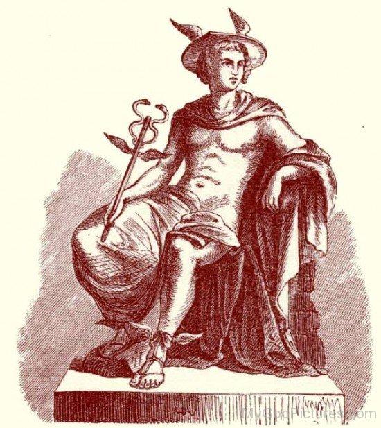 Hermes God Of Trade-yb606