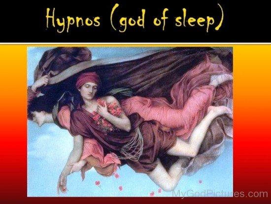 Hypnos God Of Sleep-vf405