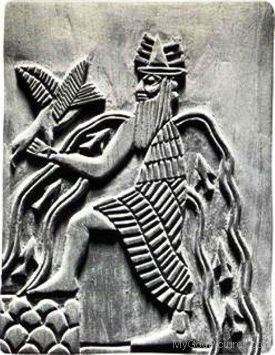 Image Of Gilgamesh-um109