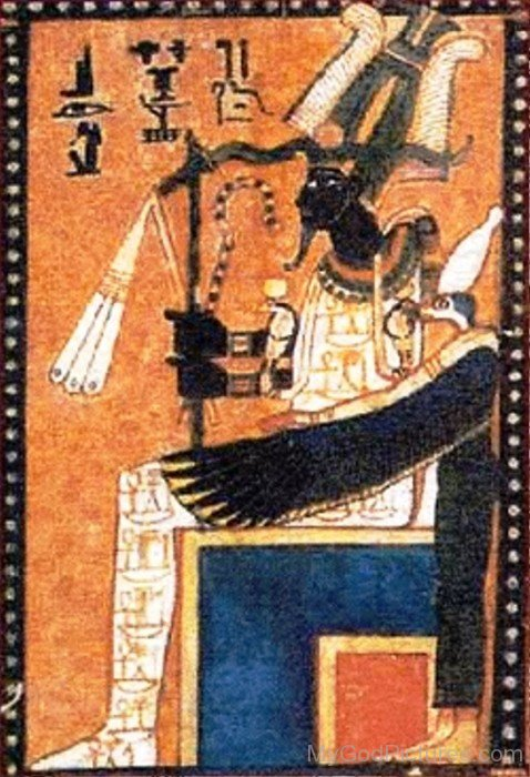 Image Of God Osiris