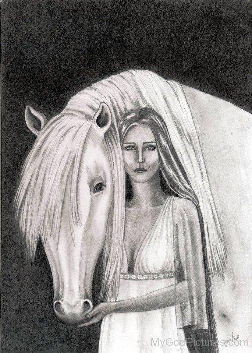 Image Of Goddess Epona-fd512