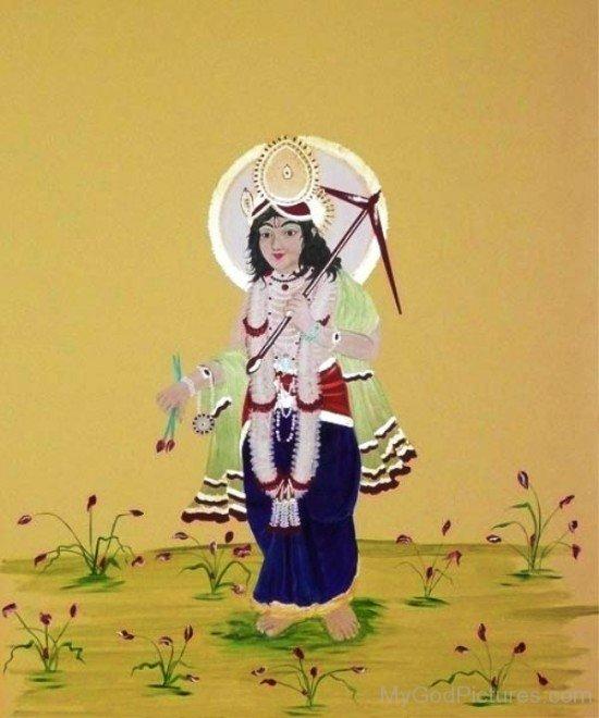 Image Of Lord Balarama-fb513