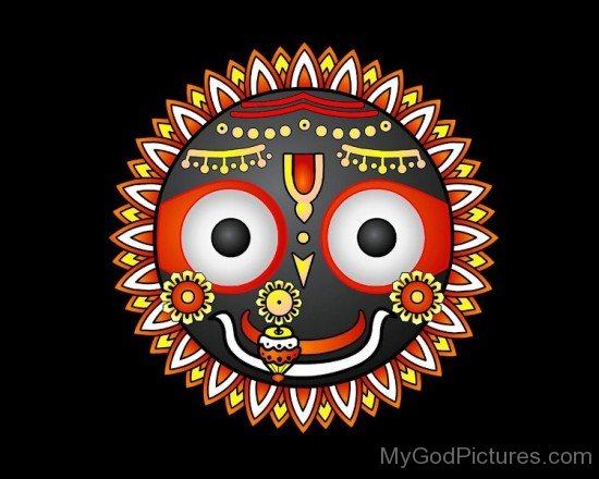 Jagannath Face Image-we202