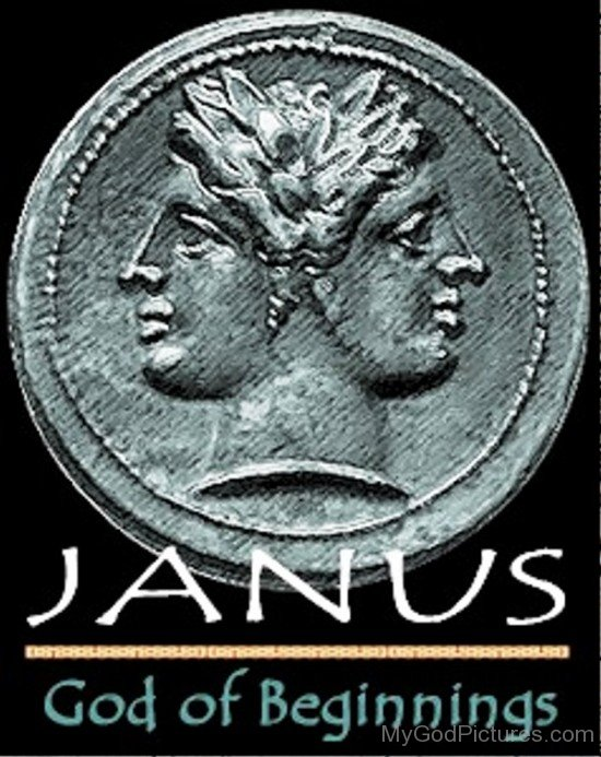 Janus God Of Beginnings-xn905