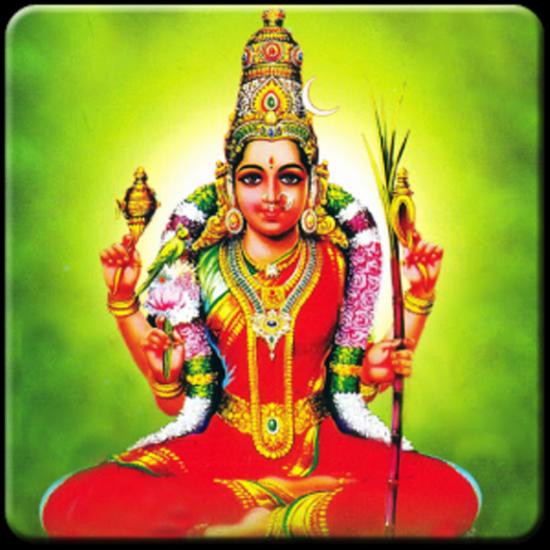Kamakshi Goddess Photo-ty208