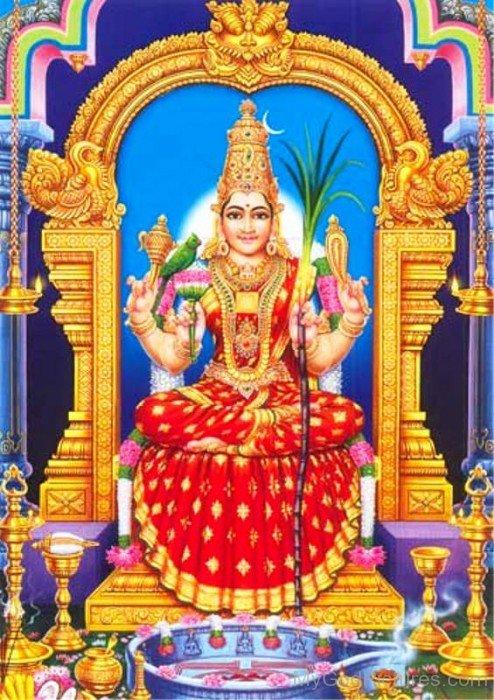 Kamakshi Goddess-ty210