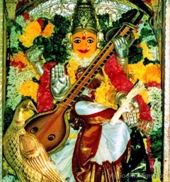 Kanaka Durga Goddess Image-da12