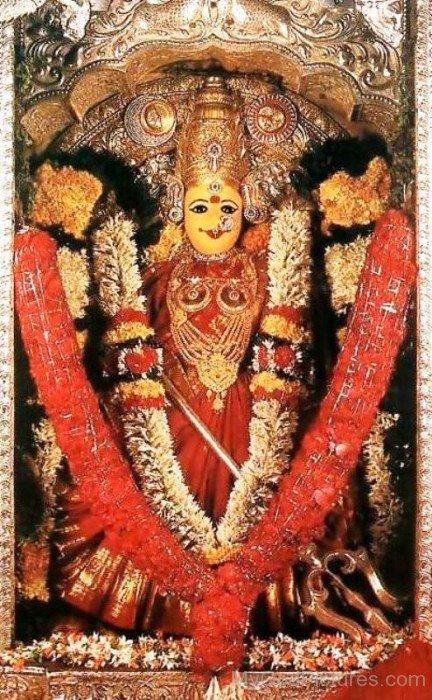 Kanaka Durga Goddess-da14
