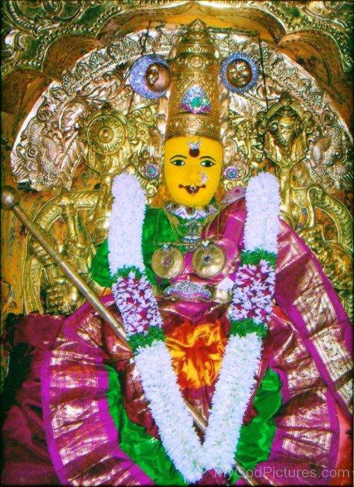 Kanaka Durga Image-da15