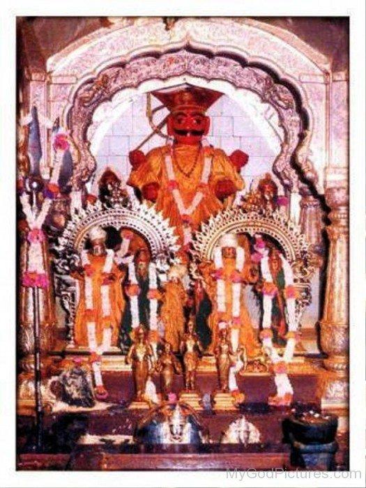 Khandoba Image-ab23