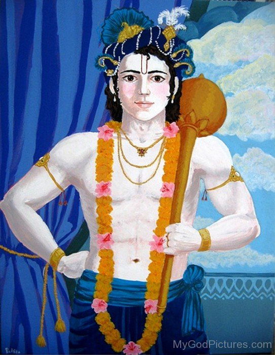 Lord Balarama Image-fb515