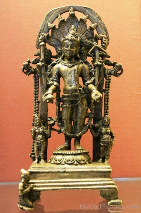 Lord Balarama Statue-fb519