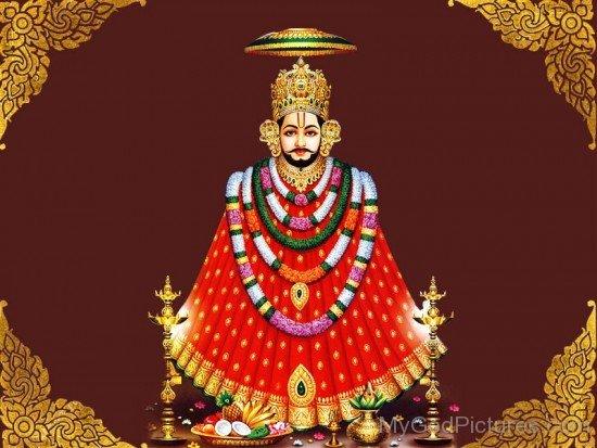 Lord Khatushyam-rg516