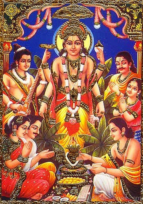 Lord Satyanarayana-ws210