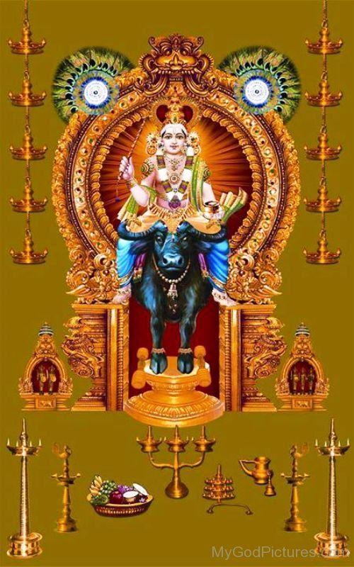 Lord Vishnumaya Ji - God Pictures