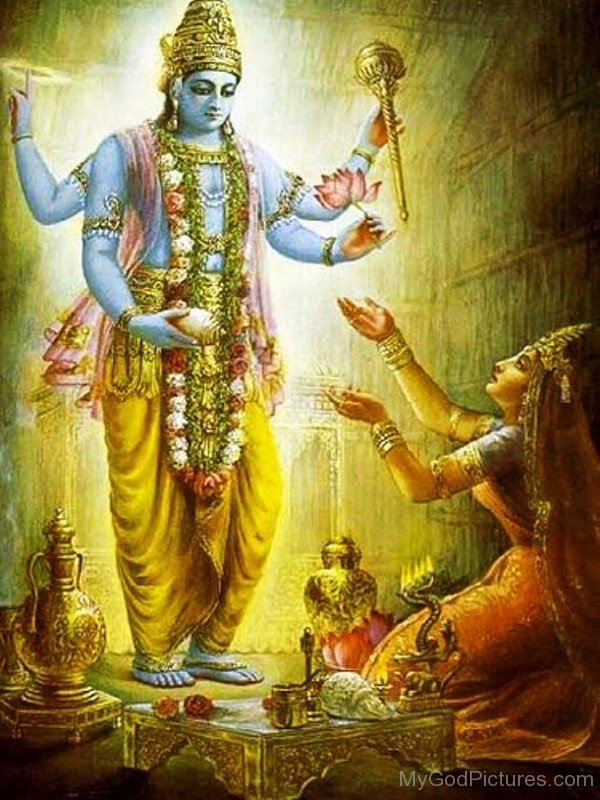 Lord Vishnu Ji God Pictures