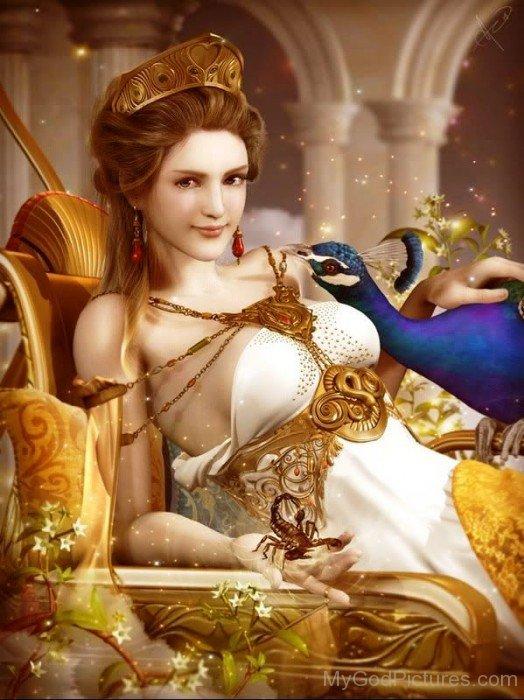 Metis Goddess Image-yh41