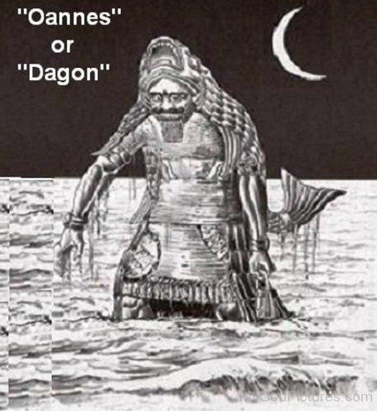 Oannes Or Dagon-gt408