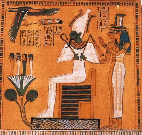 Osiris God Of Nile-re322