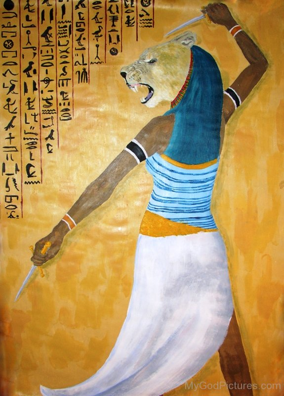 goddess sekhmet The goddess sekhmet (paperback) robert masters presents the wisdom of  ancient egypt through the perspective of contemporary research in psychology  and.