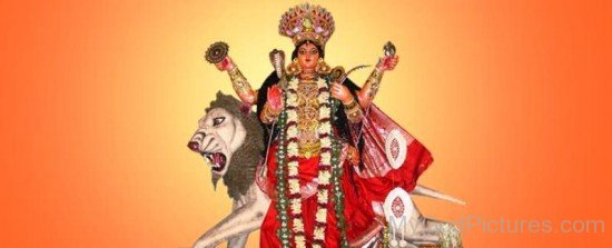 Picture Of Jagaddhatri-ed27