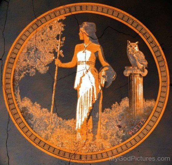 Portrait Of Athena-rg520