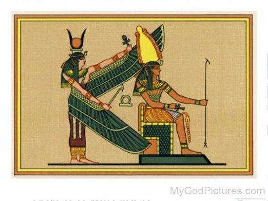 Ptah And Isis-rb512