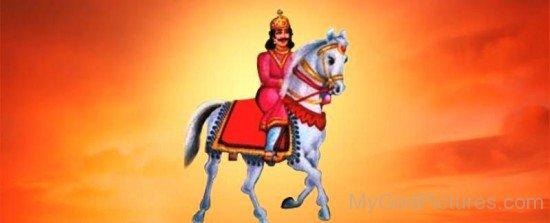 Revanta On His Horse-ef43