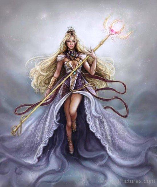 Rhea Goddess Image-uj306