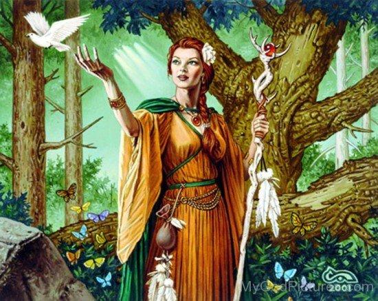 Rhea Goddess Picture-uj307