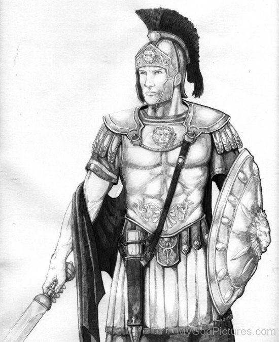 Roman God Mars-yt818